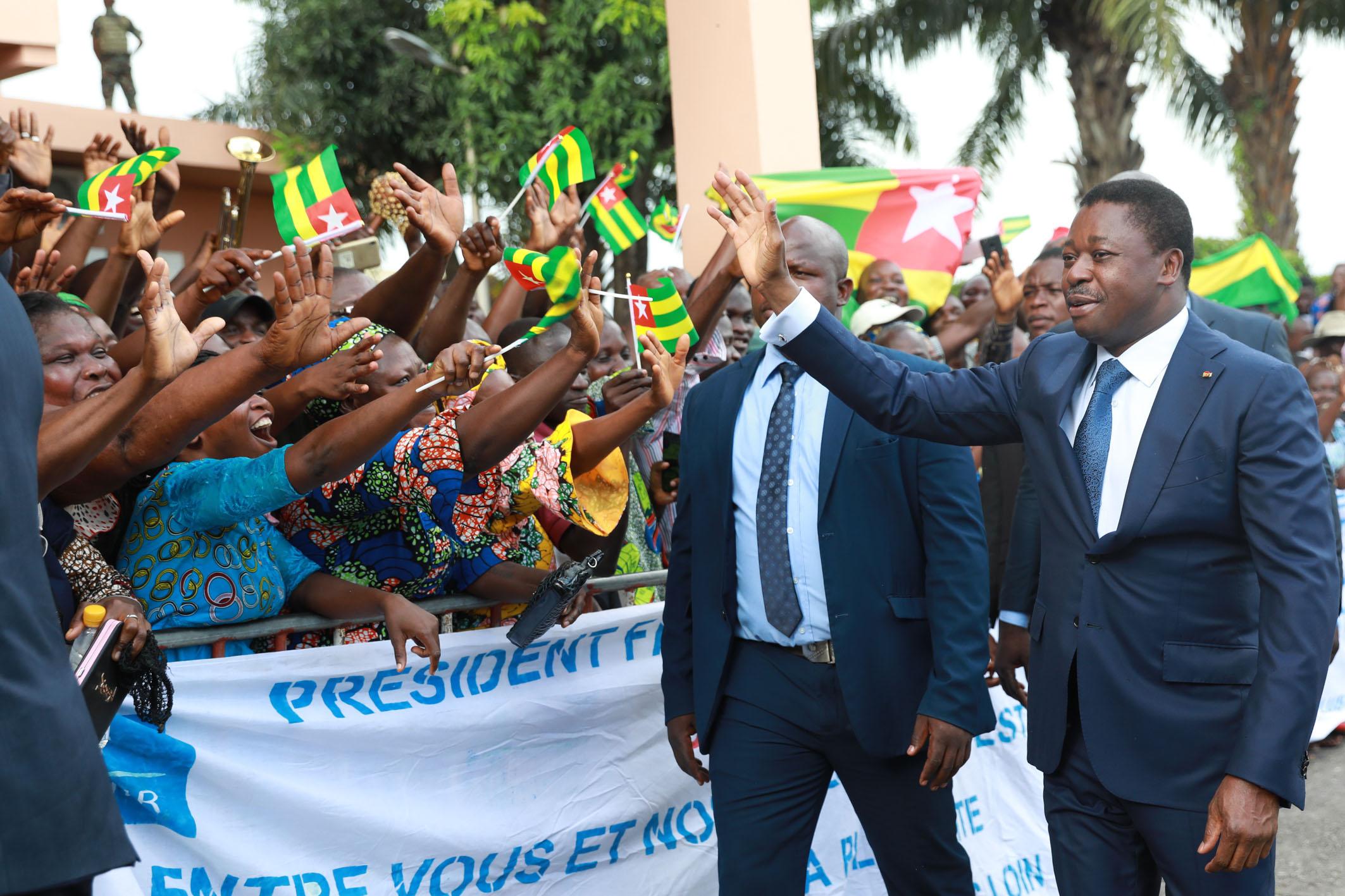 Colonie togolaise à Conakry