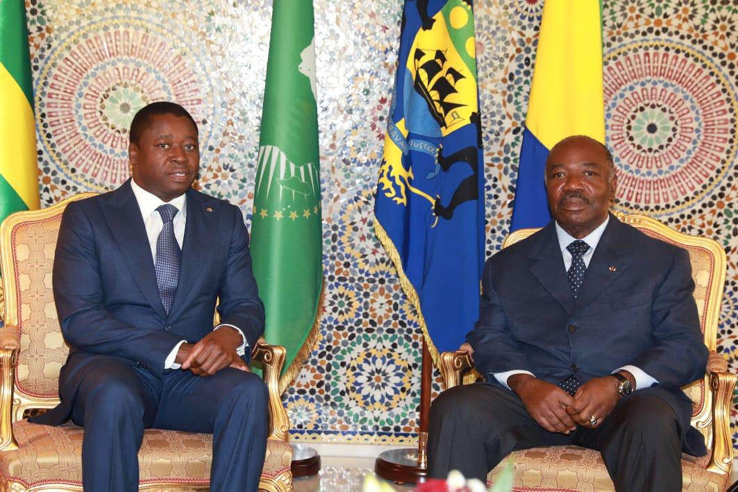 Entretien entre les deux chefs d'Etat ce 09 aout au Gabon